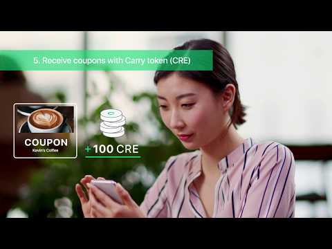 Carry: A Blockchain For The Offline World (ENG / KR)