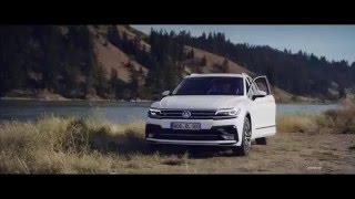 Официальная реклама Volkswagen New Tiguan