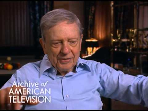 Don Knotts discusses Steve Allen and his writing team - EMMYTVLEGENDS.ORG