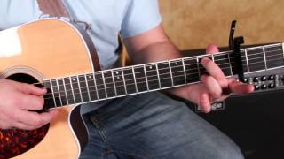 Adele - Skyfall - James Bond - Easy Acoustic Guitar Lesson - How to Play Easy Songs