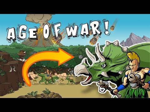 I BATTLE THE STRONGEST GENERALS IN HISTORY!?! | Age of War 2