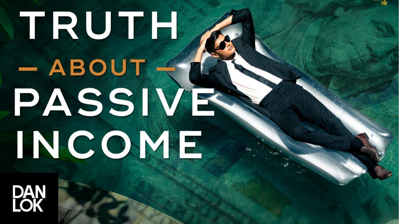 passive income how to work less earn more and achieve financial freedom