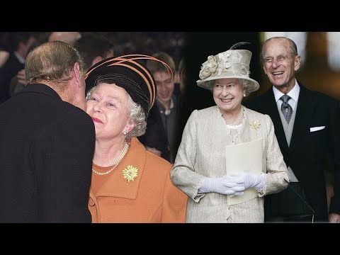 The Queen and Prince Philip's secret signals of love explained by a body language expert