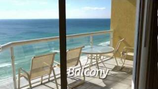 Pensacola Beach Gulf Front Vacation Rental - 2 bedroom, 2 bath -Panoramic View!