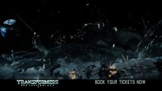 Transformers: The Last Knight - TV Spot #9 'Forgive Me'