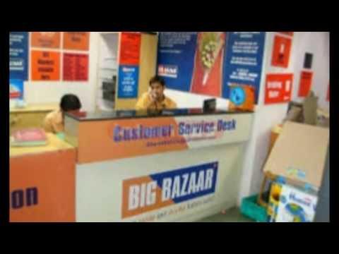 Big Bazaar happy life