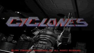 CyClones gameplay (PC Game, 1994)