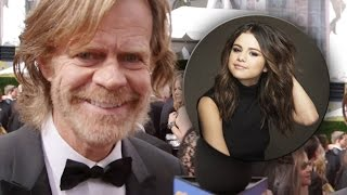 """William H Macy: Selena Gomez is """"The Real Deal"""" in Rudderless"""