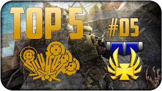 Warface Brasil: Top 5 da Semana #05/ Highlight/ Combo Kill/ Defuse