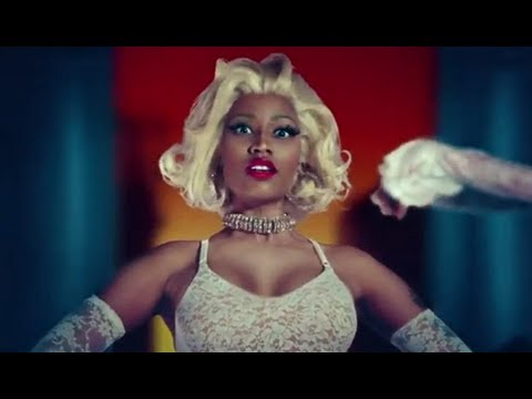 Nicki Minaj - Marilyn Monroe