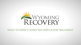 Wyoming Recovery Promo