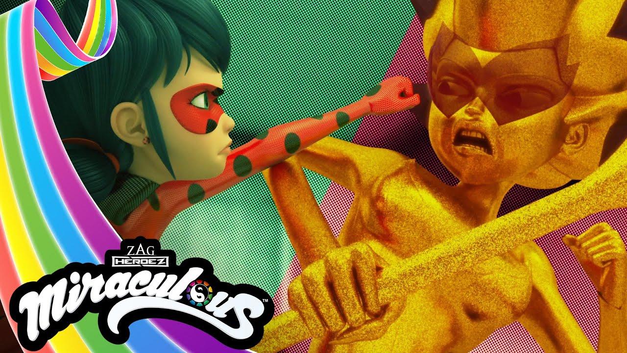 Download MIRACULOUS | 🐞 OPTIGAMI - Akumatized ☯️ | SEASON 4 | Tales of Ladybug and Cat Noir