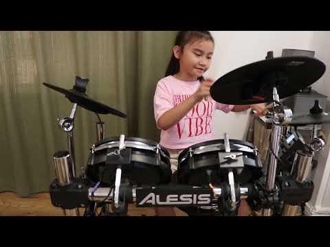It ain't me - Kygo & Selena Gomez (Kat Mauro Drum Cover)