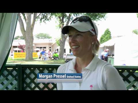 The many sides of Suzann Pettersen