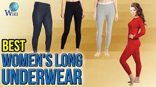 8 Best Women's Long Underwear 2017