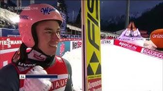 Skiflugweltcup Oberstdorf 2019 2.Bewerb - Highlights