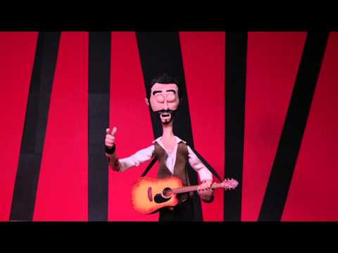 """Frank Turner - """"We Shall Not Overcome"""" Animated Video"""