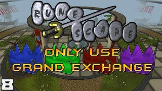 Old School RuneScape - Half Way There! | Only Use G.E - [Episode 8]