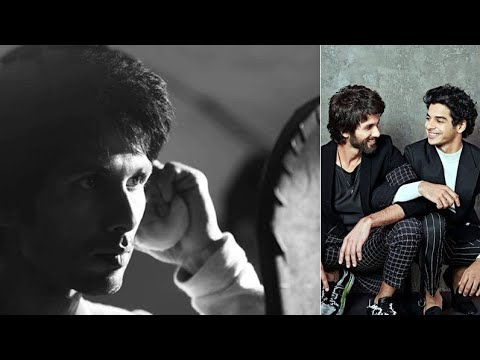 Shahid Kapoor Shares FIRST LOOK As Kabir Singh | Brother Ishaan Khatter Reacts Mp3