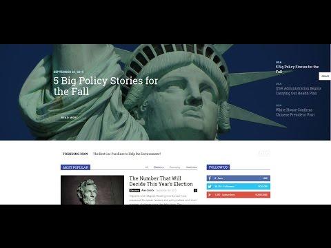 World News- Newspaper - WordPress, Business, blog, ecommerce and multipurpose theme -FastenWP