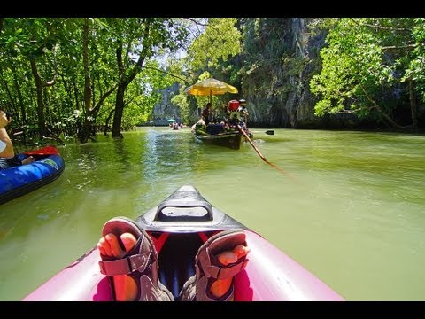 Phuket Trip Day 2 Phang Nga Bay Thailand.