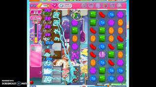 Candy Crush Level 1242 help w/audio tips, hints, tricks