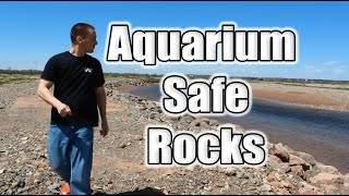How To: Aquarium Safe Rocks