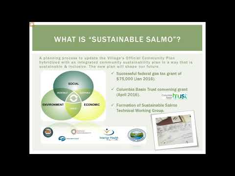 Columbia Basin Symposium: Diane Kalen Sukra Community of Opportunity