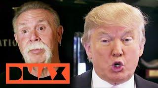 American Chopper - OCC bei Trump