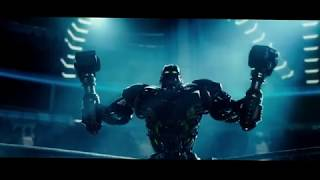 Fight Back [Real Steel Music Video] Реальная Сталь!#музыка #клипы#2020