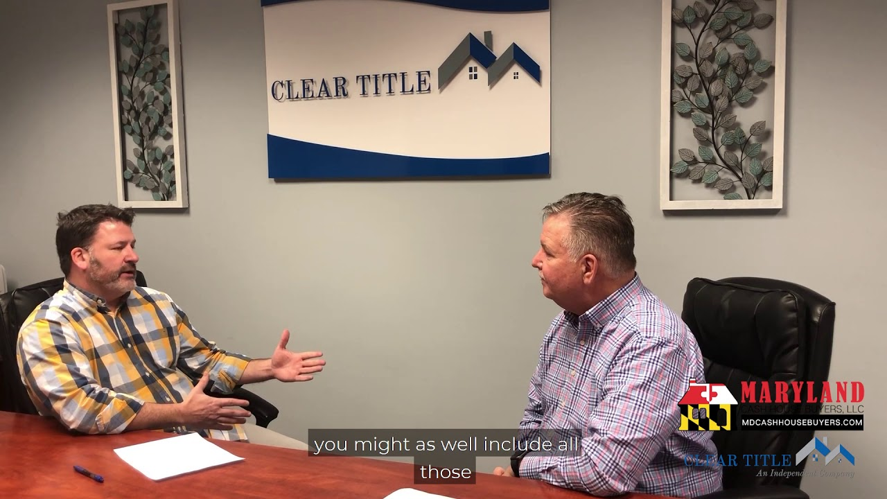 Selling An Estate Through Probate with Jeremy Wilson of Clear Title LLC