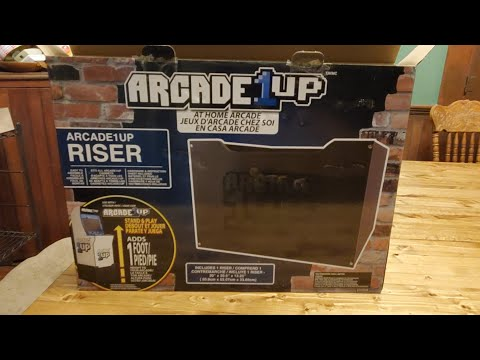 Arcade1Up - The Riser from JL85FW