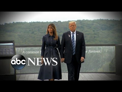 Being Melania - The First Lady Part 1: Melania Trump on becoming the first lady