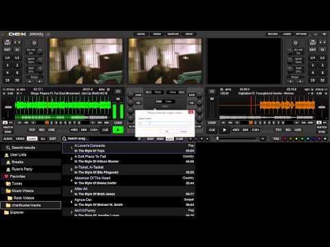 Introduction To PCDJ DEX 3 DJ Software - Quick Start Video