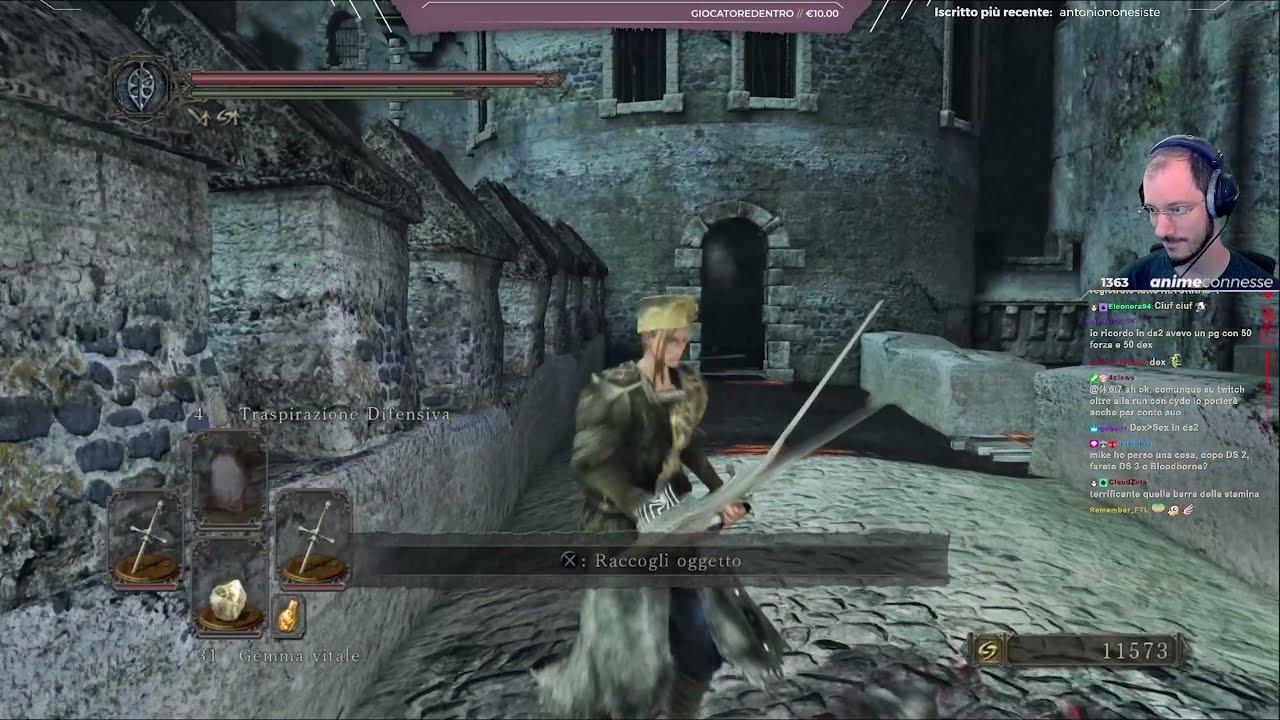 """Dark Souls II w/Out Cydonia, Run """"Veterana"""" for Cydonia #EXTRA3"""