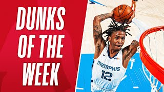 TOP DUNKS From the Week! | Week 19