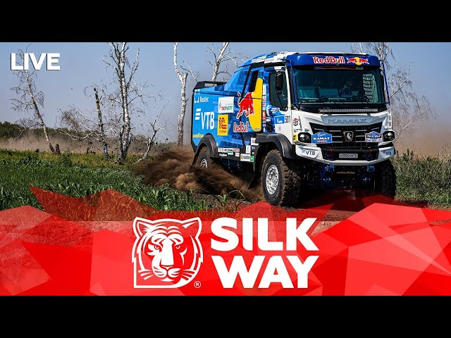 Stage 3 LIVE // Silk Way Rally 2021