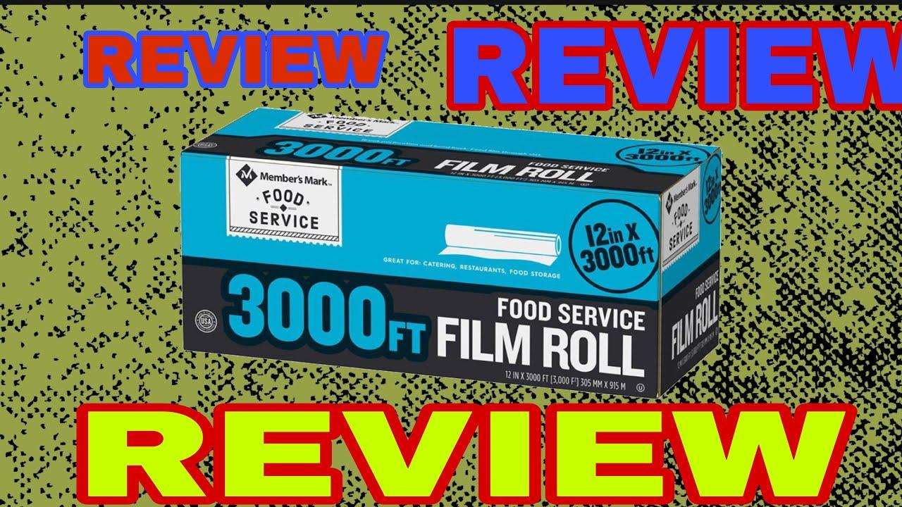 Food service film