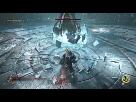 Lords of the Fallen Ancient Labyrinth: Keeper: DLC Boss (NG++)  