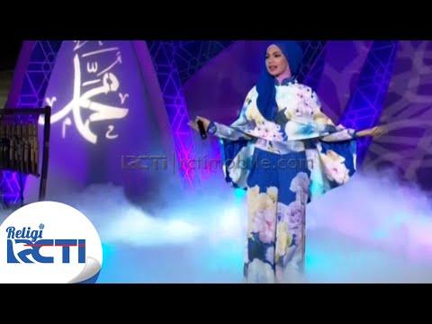Indah Nevertari menyanyi dan mengaji suaranya enak banget  [Syiar Akbar RCTI 26] [19 Agustus 2015]
