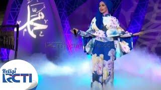 Indah Nevertari menyanyi dan mengaji suaranya enak banget Syiar Akbar RCTI 26 19 Agustus 2015