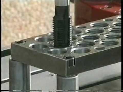 Hydraulic tapping machine GAMOR RHG-3B
