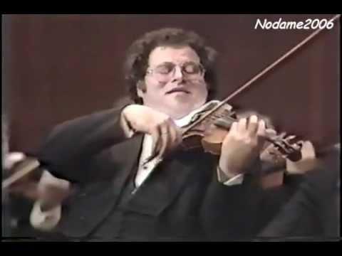 Itzhak Perlman Mendelssohn Violin Concerto andante - YouTube.flv