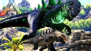 Download Video Virei Um Bebê GODZILLA, KING KONG Está CHEGANDO! - ARK Survival Evolved | Dinossauros (#22) (PT-BR) MP3 3GP MP4