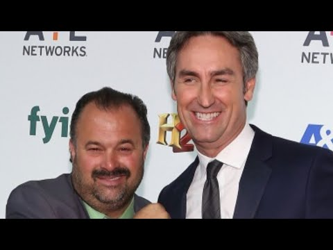 Download Why Frank And Mike From American Pickers Don't Speak Anymore