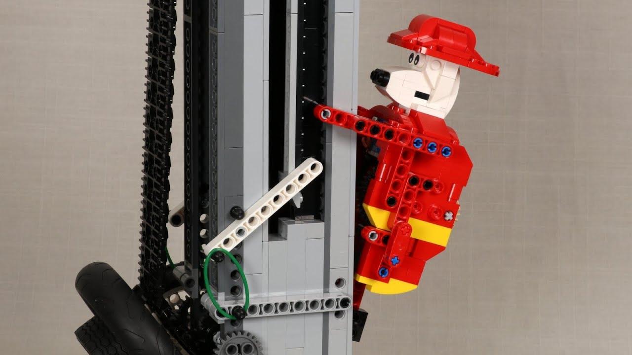 The Never Ending LEGO Climber