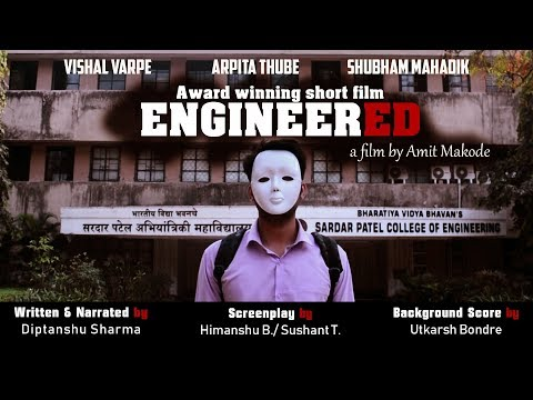 """Engineered""- A story of lost engineers 