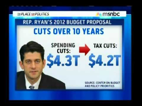 Con Job - GOP Budget Exposed By CBO