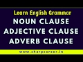 Learn English Grammar   Noun Clause