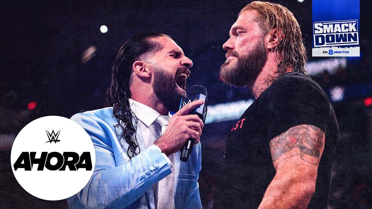 SmackDown en 8 (MINUTOS): WWE Ahora, Jul 23, 2021